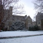 Duke in the Snow 2