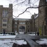 Duke in the Snow 3