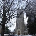 Duke in the Snow 5