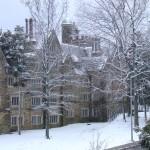 Duke in the Snow 8