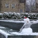 Duke in the Snow 9