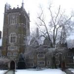Duke in the Snow 10
