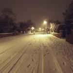 Oxford Snow Storm 3