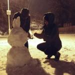 Oxford Snow Storm 12