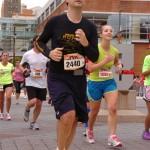 Baltimore Marathon 18