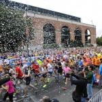 Baltimore Marathon 1