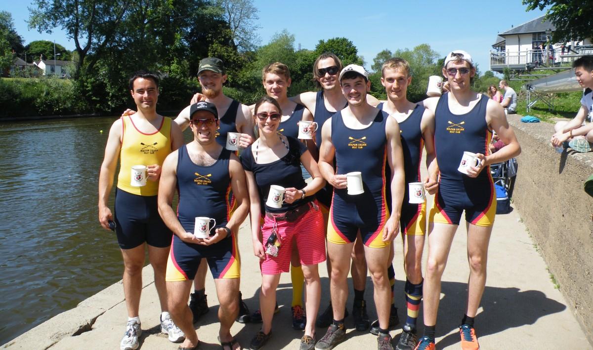 Worcester Regatta Crew