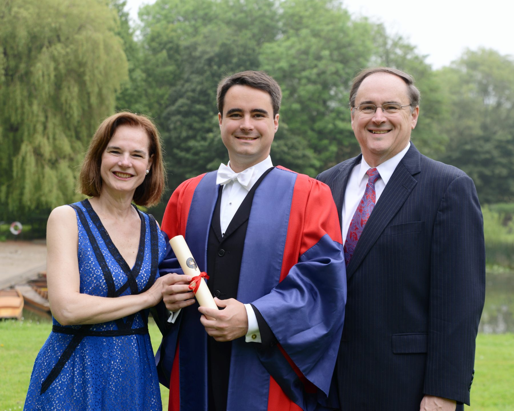 Oxford Degree Ceremony